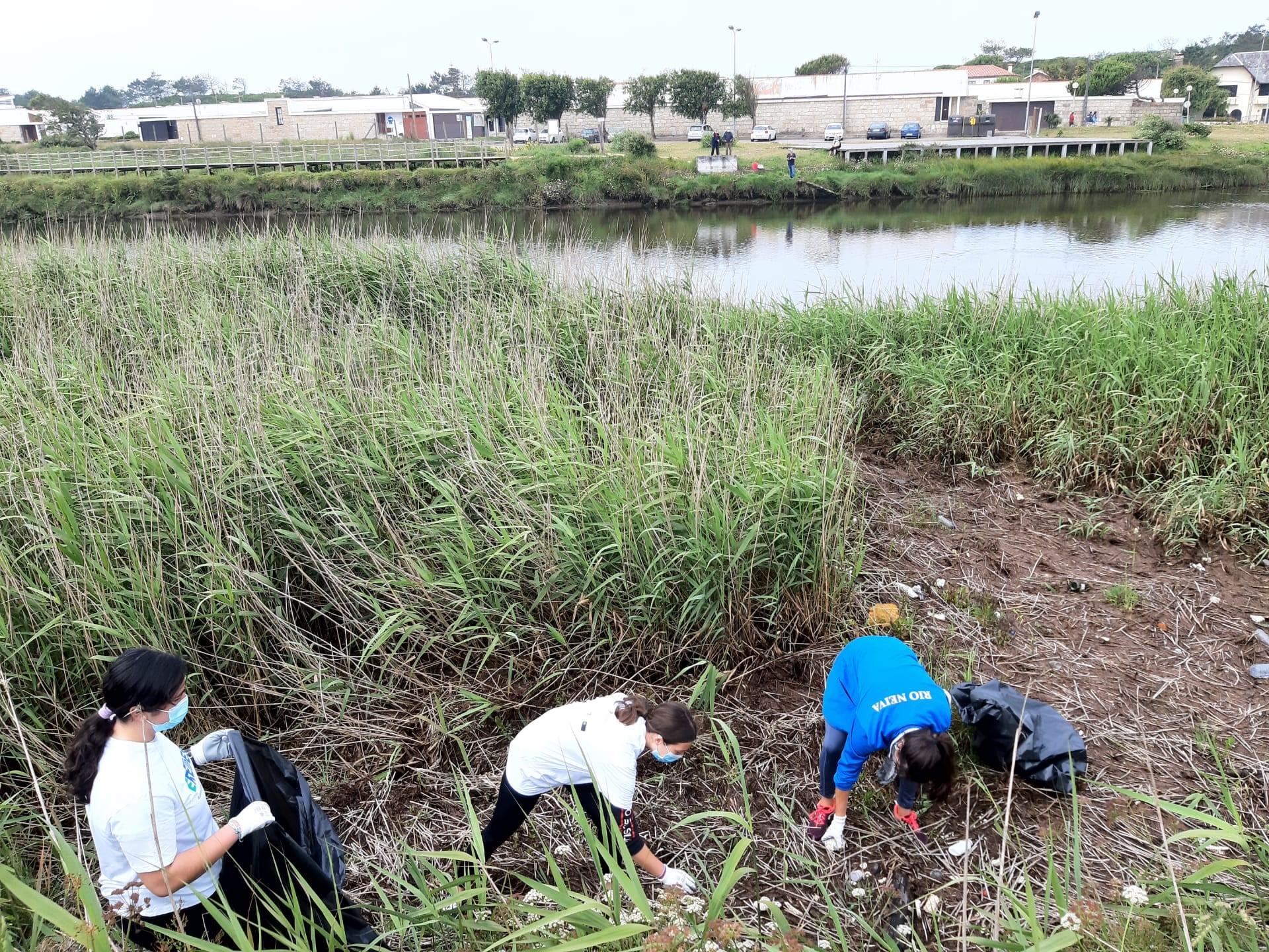 Voluntários recolhem 1,35 toneladas de resíduos nas praias e zonas ribeirinhas de Esposende