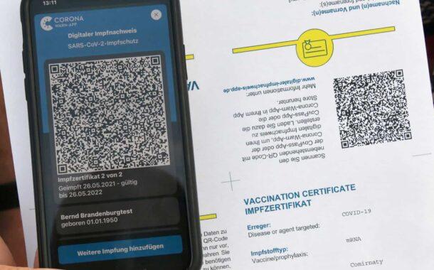 Certificados digitais Covid-19 começam a ser emitidos esta semana em Portugal