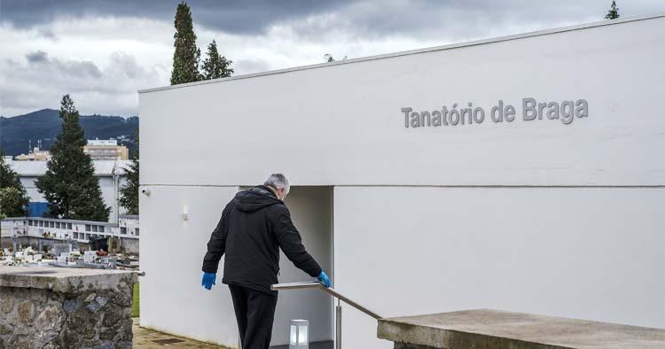 PAN Braga insatisfeito sobre crematório volta a questionar Câmara