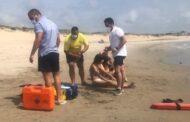 Duas jovens resgatadas por nadadores-salvadores em praia não vigiada de Vila do Conde