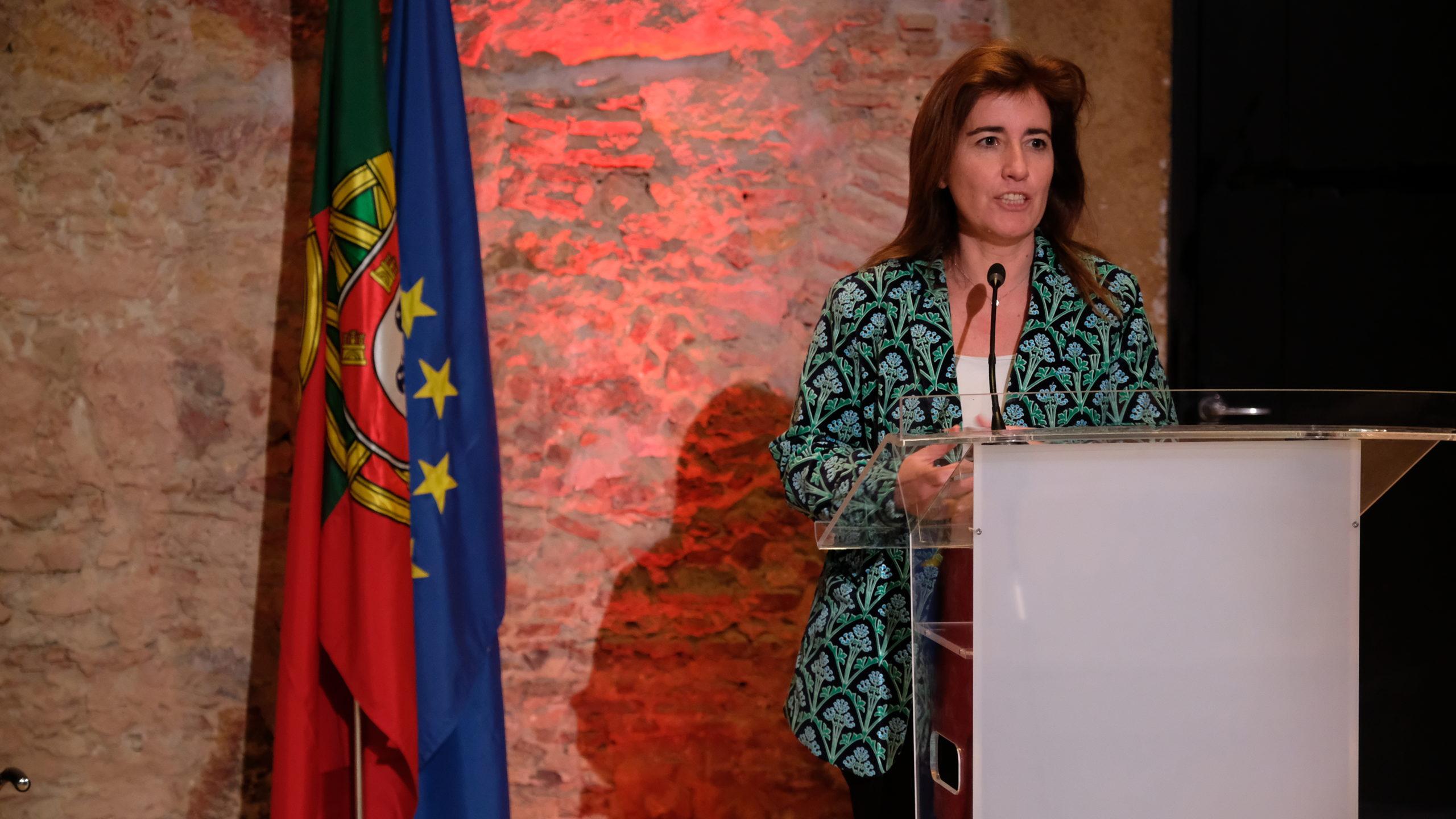 Portugal e Espanha comprometidos trabalhadores transfronteiriços, garante ministra do Trabalho em Valença