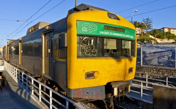 Trabalhador ferroviário morre entalado entre duas carruagens em Viana do Castelo