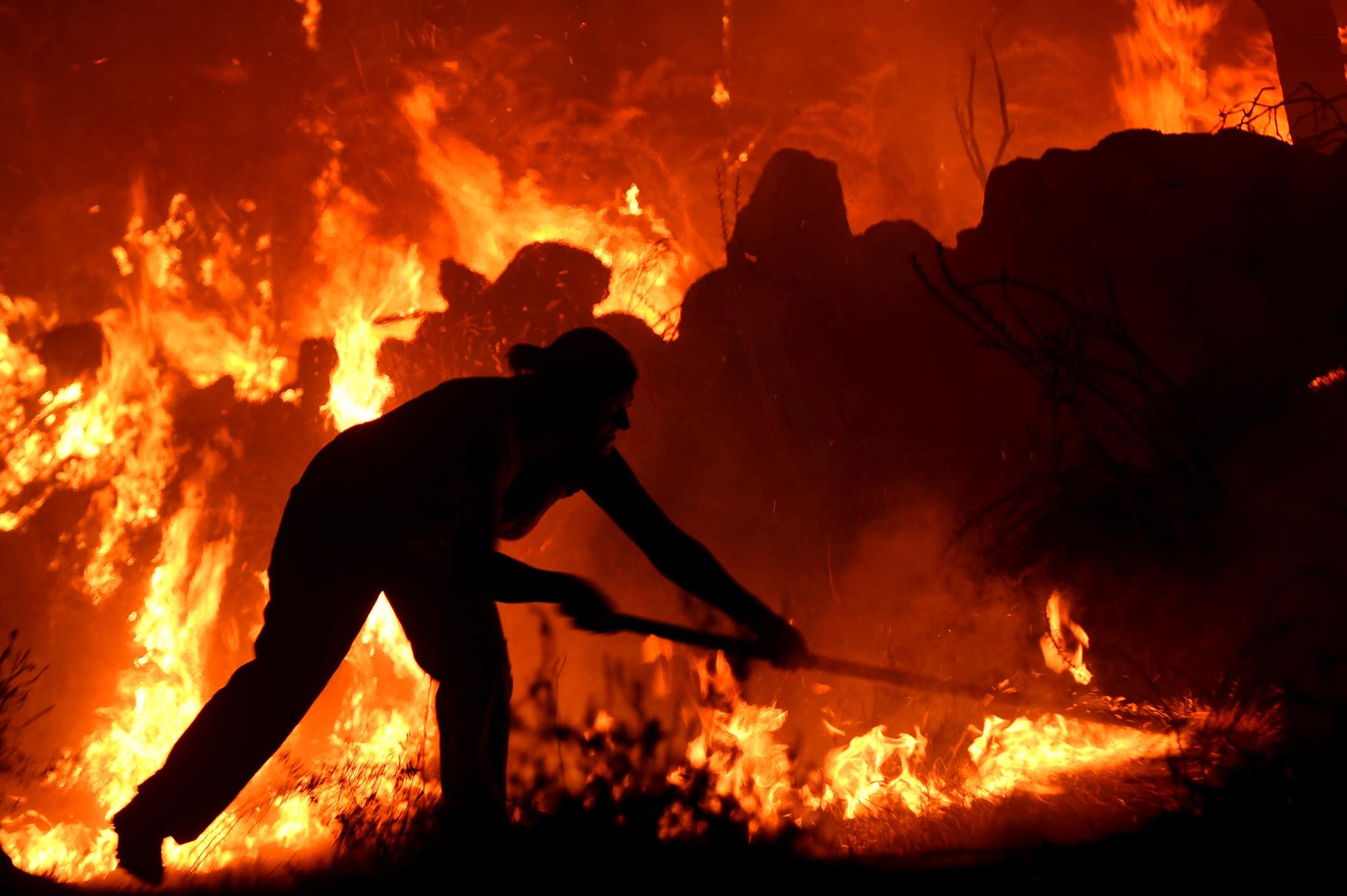 Fogos. Braga e Viana registam 26% do total da área ardida desde o início do ano