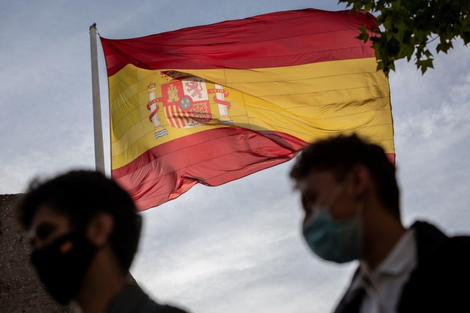 Espanha prepara-se para administrar terceiras doses da vacina contra a covid-19