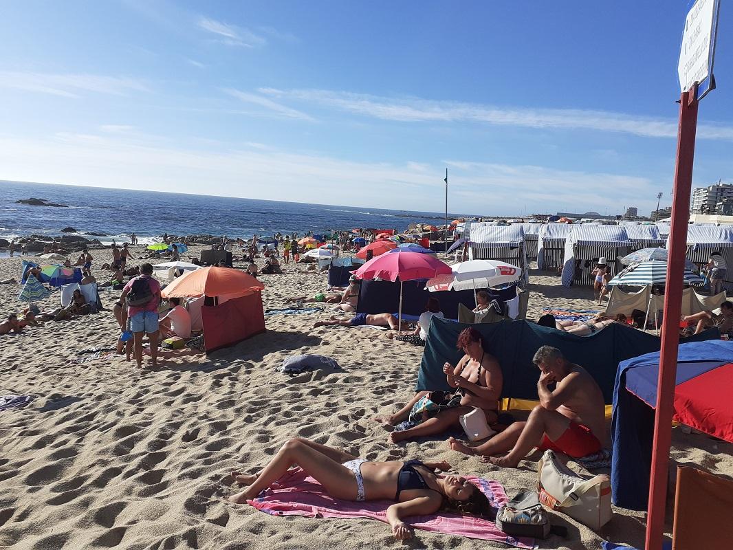 Quatro mortes nas praias nos primeiros dias da época balnear