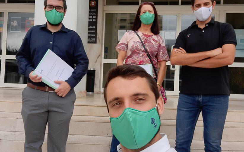 """Autárquicas. PAN Braga apresenta candidatura """"sub-40"""" anos à Câmara e Assembleia de Braga"""