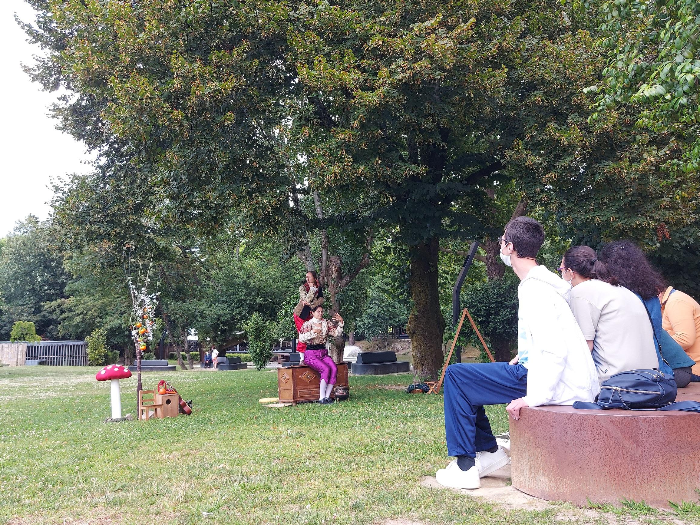 Programa 'Verão no Parque' anima famílias de Braga