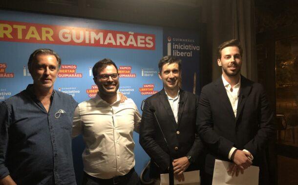 """Autárquicas. Iniciativa Liberal concorre à Câmara e Assembleia Municipal para """"libertar"""" Guimarães"""
