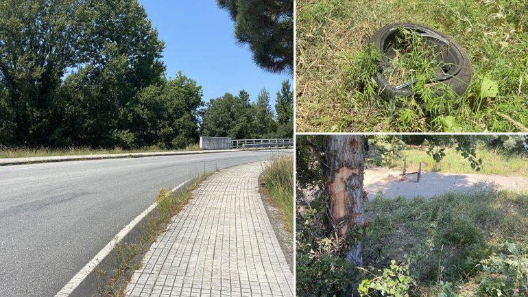 Dois jovens morrem em despiste no acesso a ponte internacional junto a Monção