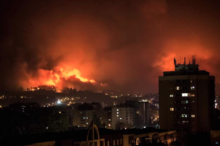 Braga e 'Cavalaria 6' renovam protocolo de vigilância florestal