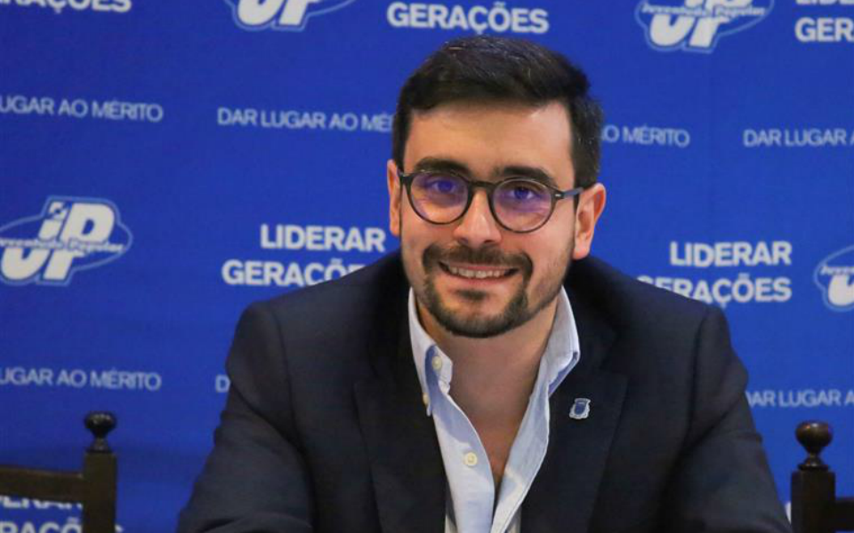 """Francisco Mota reafirma compromisso com Braga sem """"rancor nem ódio"""" para com actuação """"desleal"""" de Chicão"""