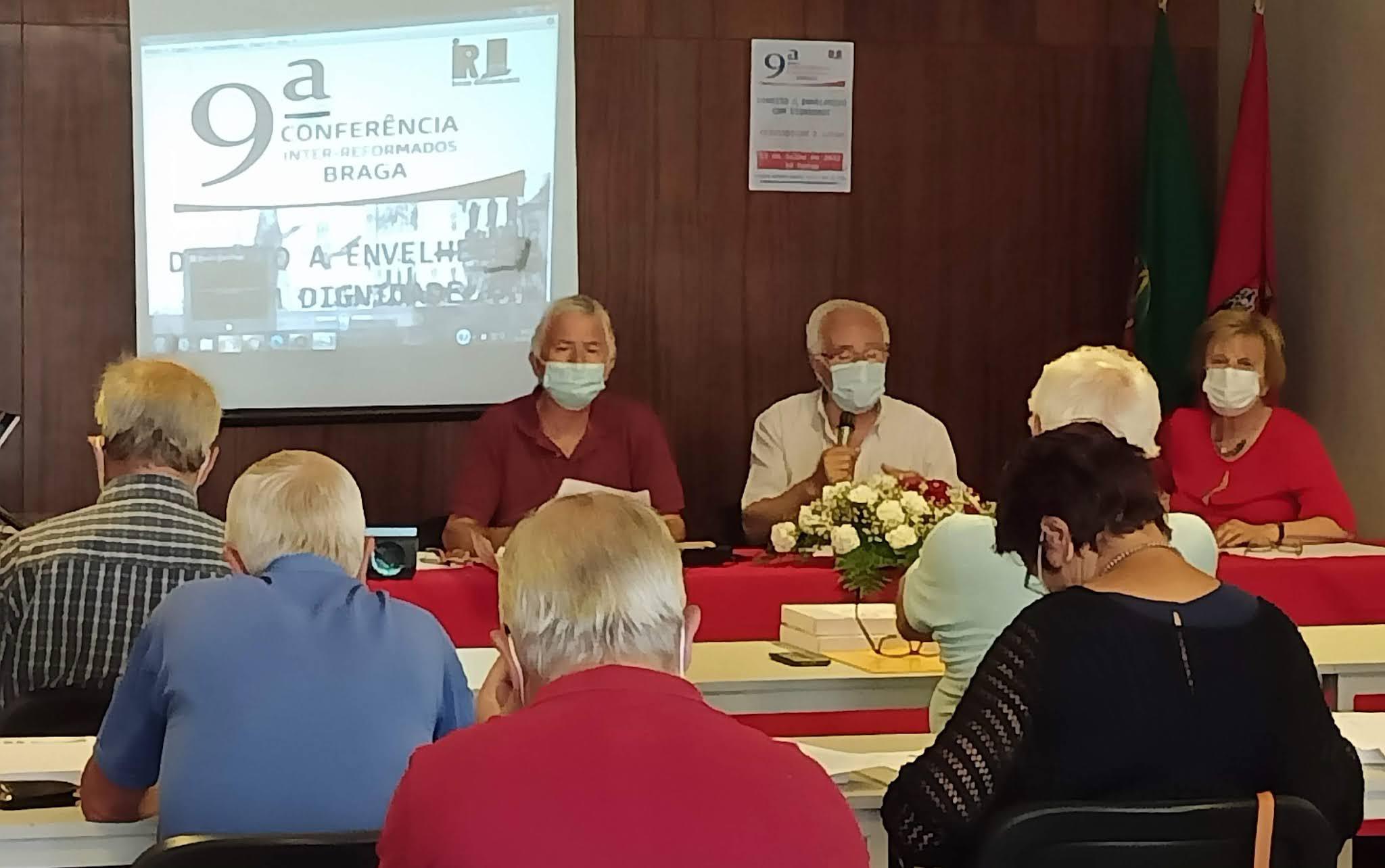 Conferência dos Inter-Reformados da USB aprova resolução sobre situação social e efeitos da pandemia