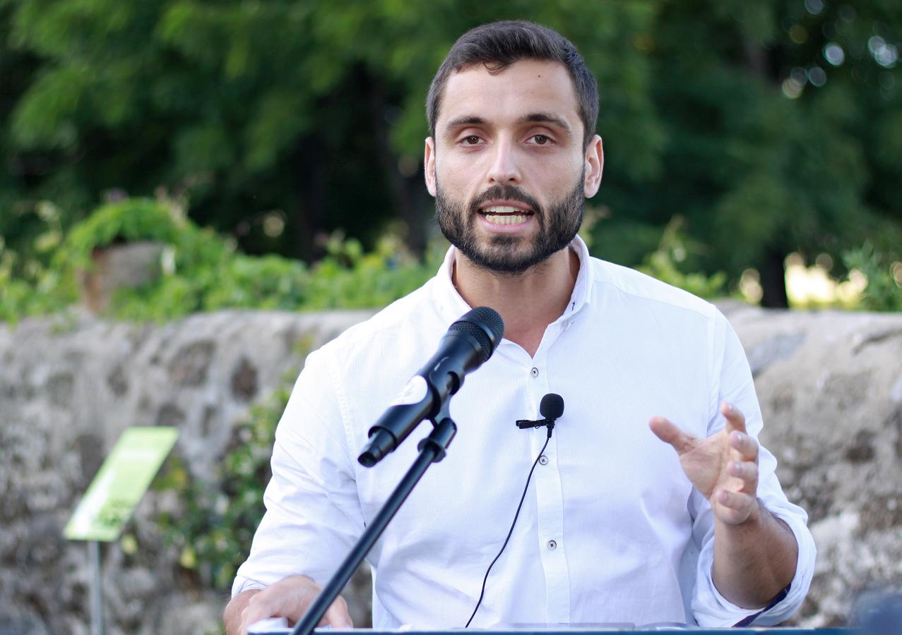 Autárquicas. PAN Braga quer hub de tecnologias verdes no concelho