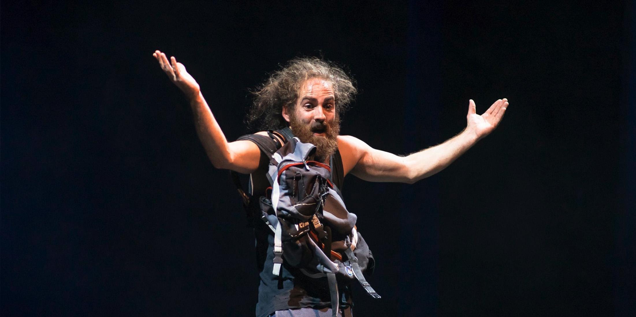 Festival Vaudeville traz o circo contemporâneo de volta ao Minho