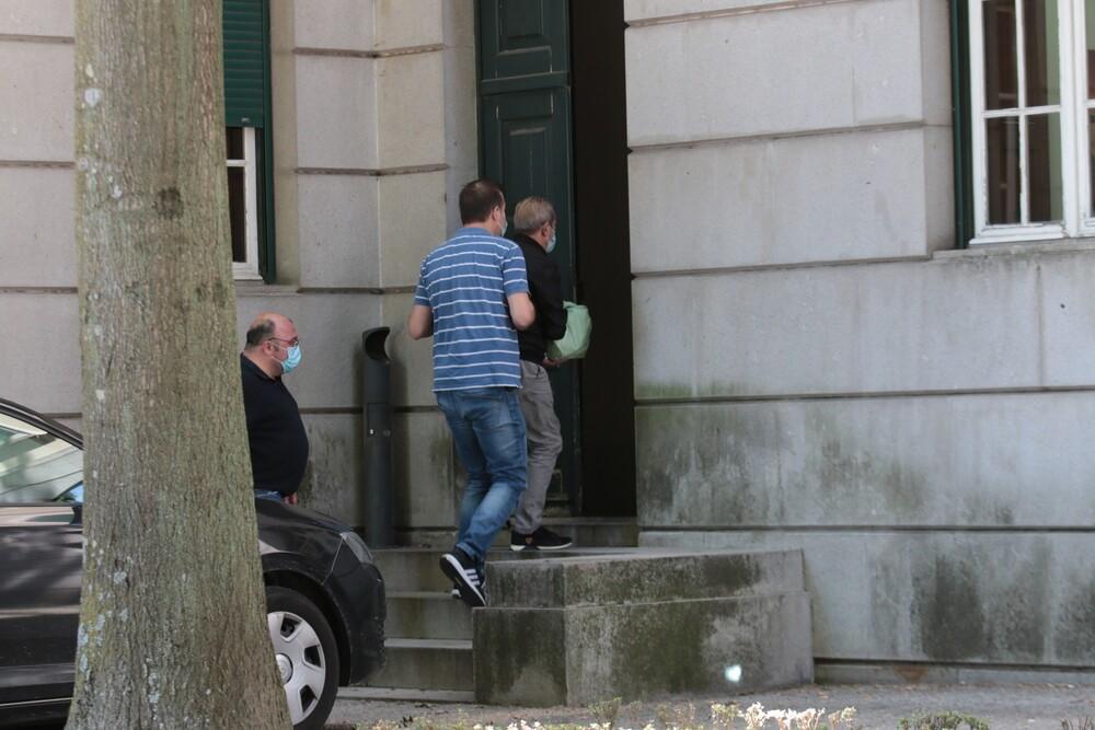 Suspeitos da morte de Fernando 'Conde' estão a ser ouvidos no Tribunal de Guimarães