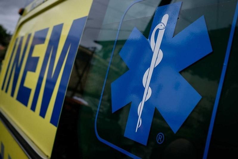 Motociclista morre em colisão numa rotunda em Viana do Castelo