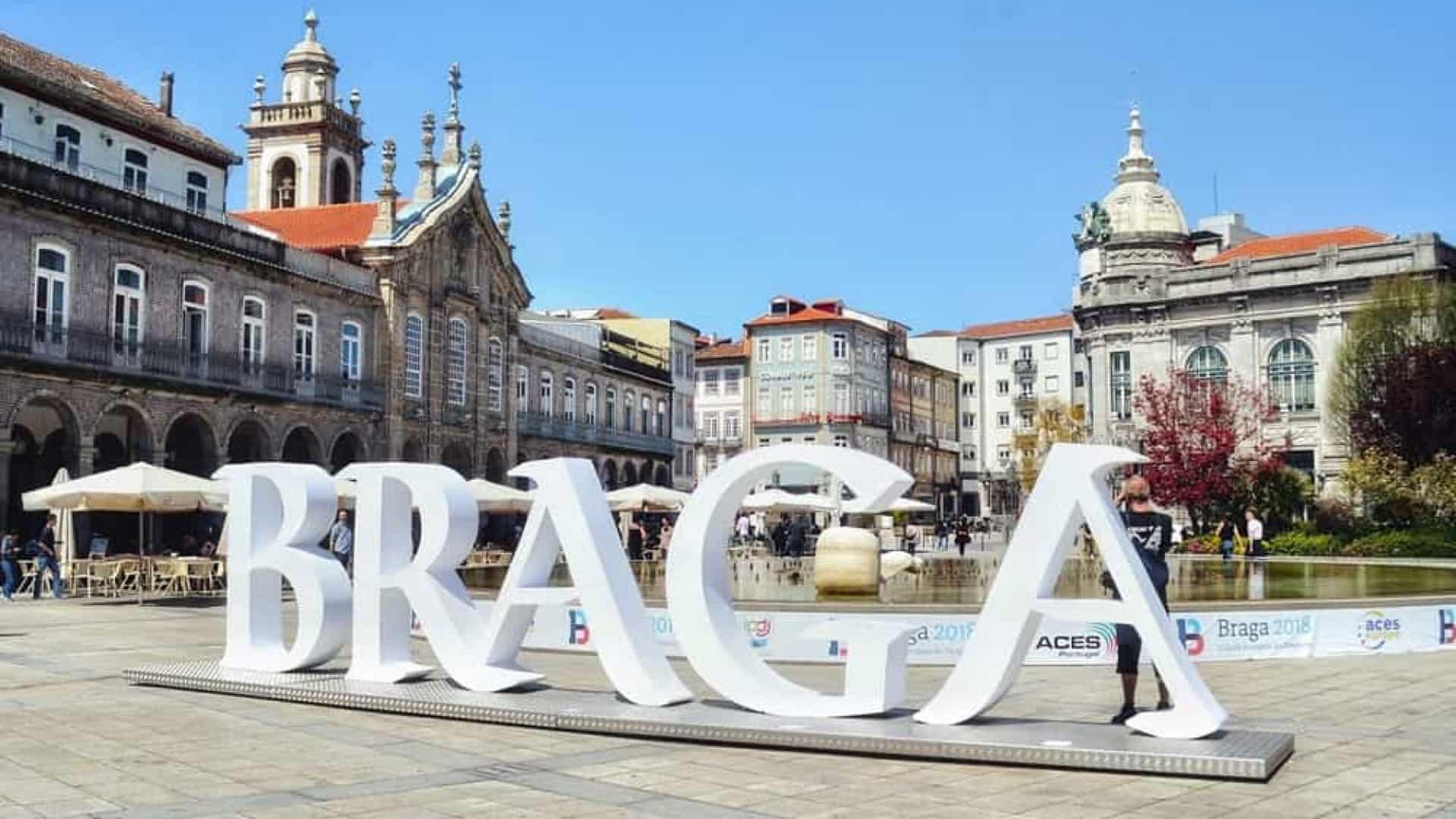 Censos 21. Qualidade de vida e brasileiros justificam crescimento demográfico em Braga, diz presidente da Câmara