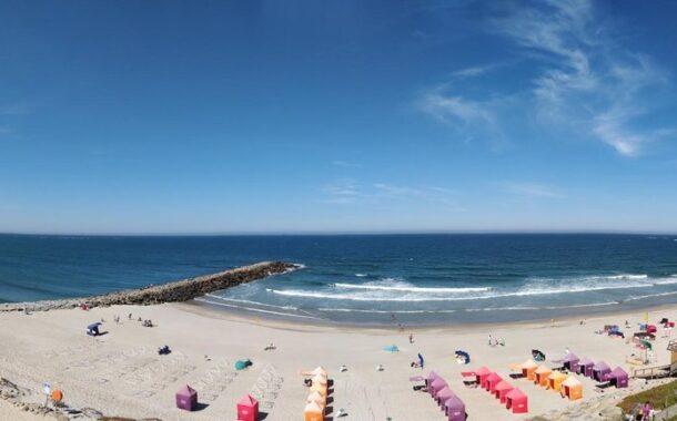 Imagens das praias de Ofir e de Suave Mar já estão em directo para todo mundo