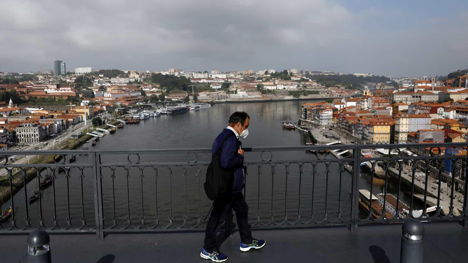 Espaços de diversão itinerantes no Porto encerrados a partir desta sexta-feira