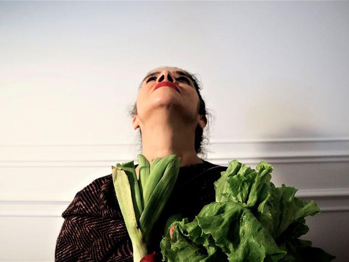 Arte Total 'Salvo Conduto' com a bailarina Carlota Lagido a Braga (4 SET)
