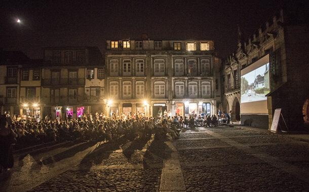 'Cinema em Noites de Verão' de regresso a Guimarães esta quarta-feira