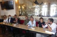 Autárquicas. Candidaturas a Braga unidas em apelo histórico ao voto apimentado pelo vocalista dos Mão Morta