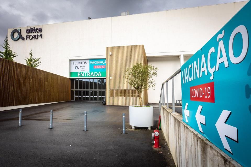 Centro de vacinação de Braga fecha portas em final de Setembro