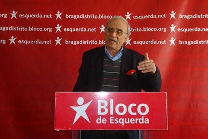Autárquicas. Carlos Silva (BE) apresenta propostas de novo Hospital Barcelos à administração e profissionais de saúde