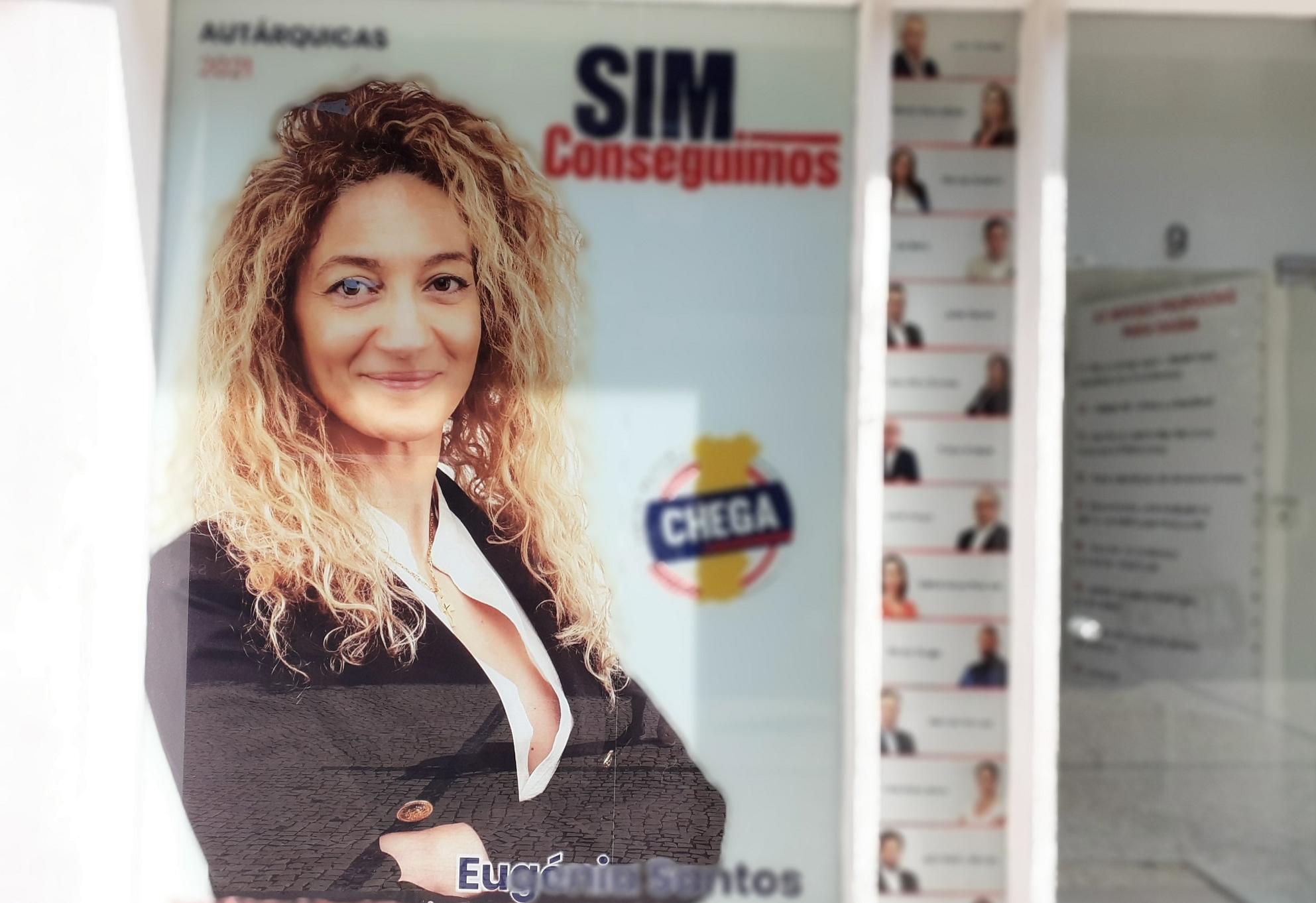 Autárquicas. Candidata do Chega quer auditoria interna à Câmara de Braga