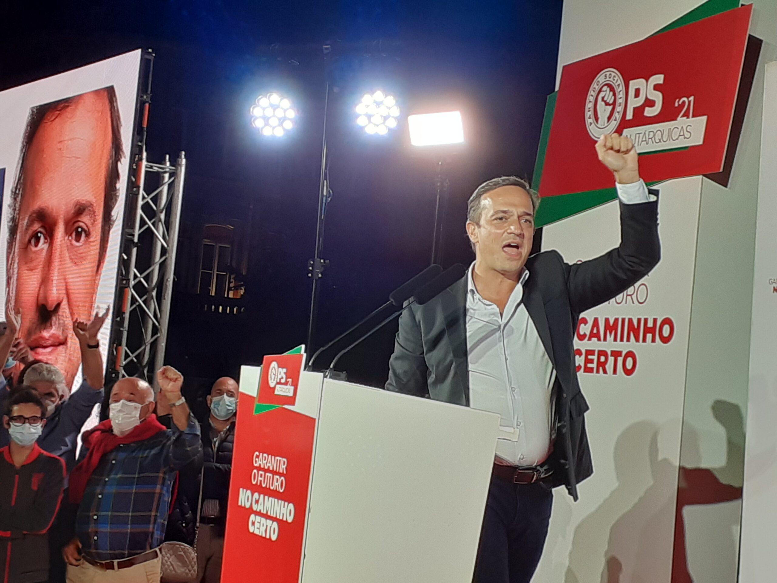 """Autárquicas. Hugo Pires confiante em vitória sobre """"presidente pavão"""" que condena Braga ao """"subdesenvolvimento"""""""