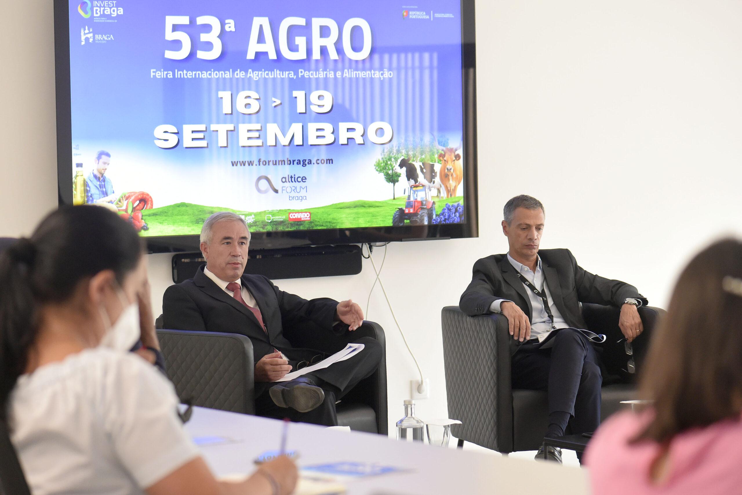 AGRO arranca esta quinta-feira no Altice Forum Braga com programa vasto e diverso