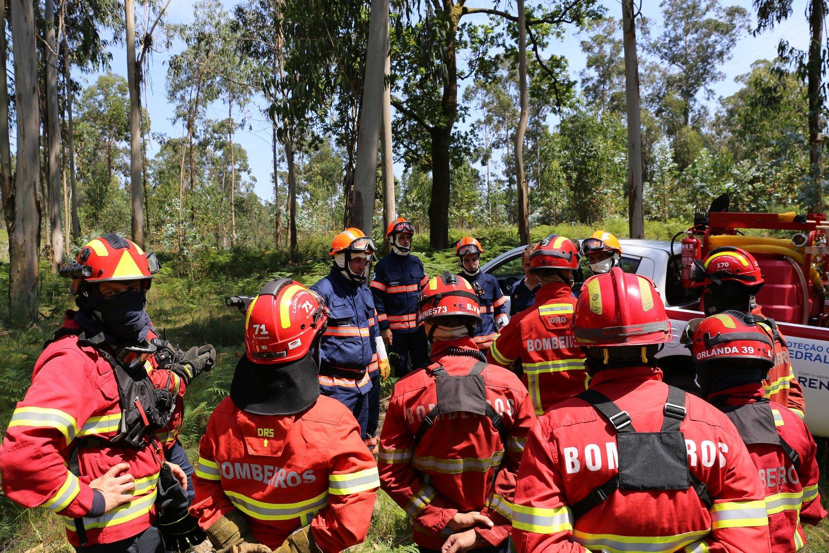 Braga pretende manter adesão ao programa das Nações Unidas para redução do risco de catástrofes