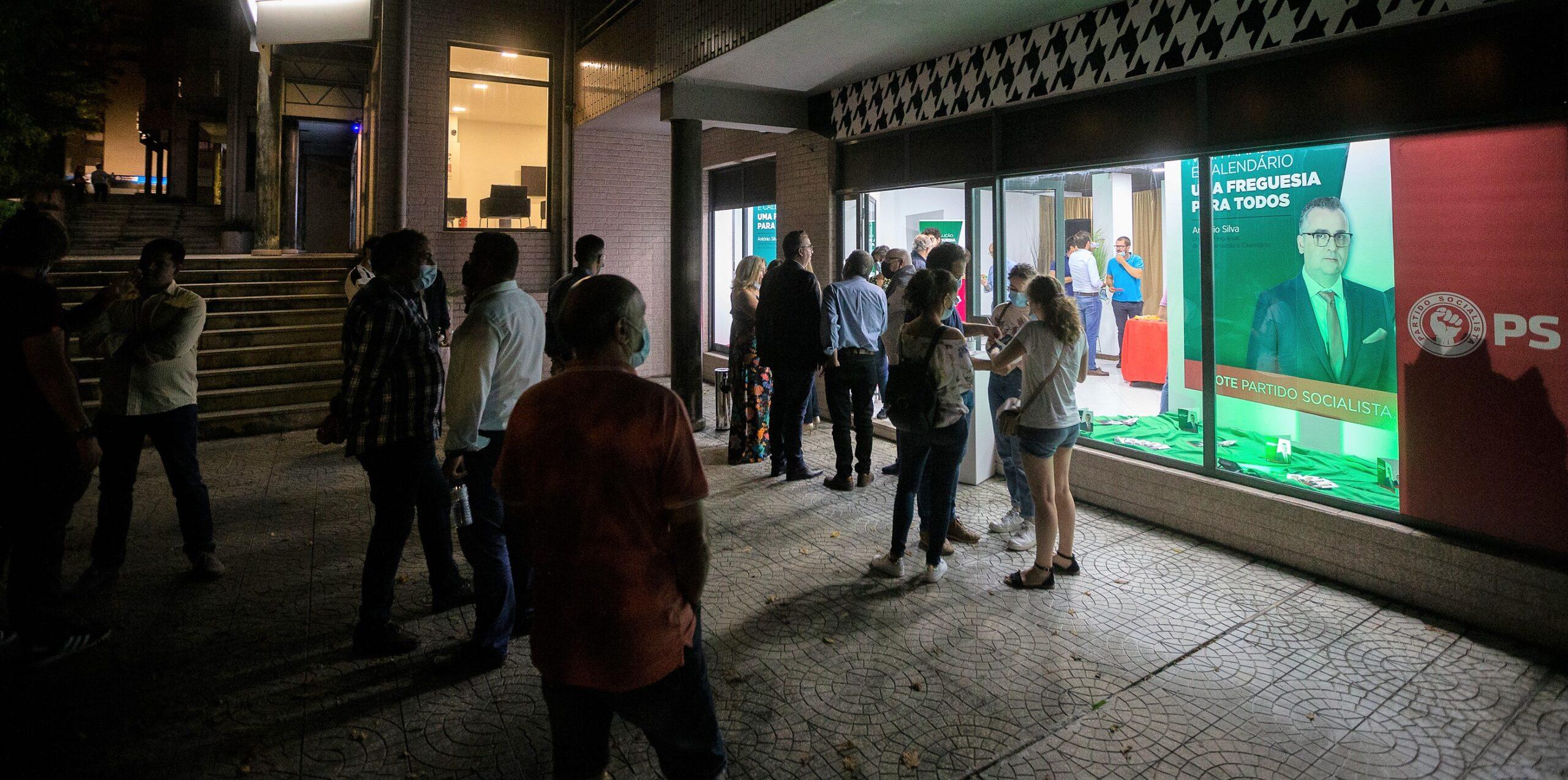 Autárquicas. PS abre cinco sedes de campanha em Famalicão