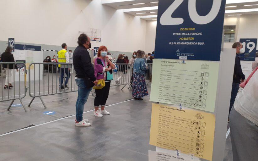 """Autárquicas. Comissão Nacional de Eleições recebeu """"pelo menos"""" três queixas do concelho de Braga"""