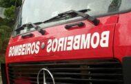 Explosão de botija de gás destrói casa e deixa casal de idosos desalojados em Barcelos
