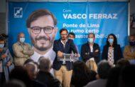 Vasco Ferraz mantem Câmara de Ponte de Lima no CDS