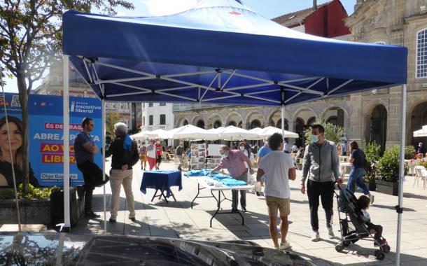 Arcada abre portas de Braga aos candidatos às Autárquicas