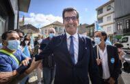 Projecções. Rui Moreira reeleito no Porto