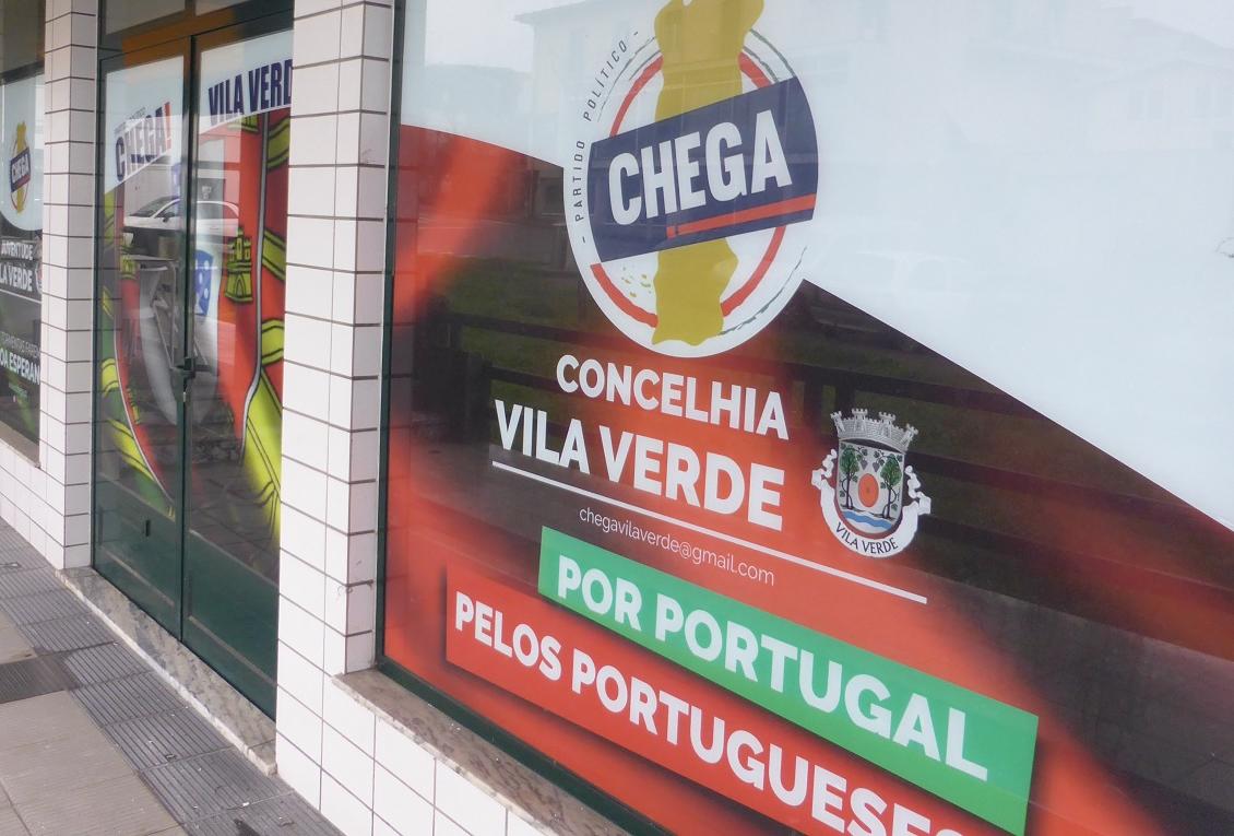 Autárquicas. Fernando Silva (Chega) 'dispara' críticas contra candidaturas do PSD e PS a Vila Verde