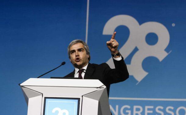 Nuno Melo critica realização de congresso do CDS na mesma data que o do Chega