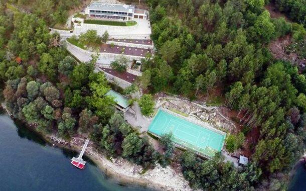 Anexo de casa de Cristiano Ronaldo no Gerês vai ser demolido