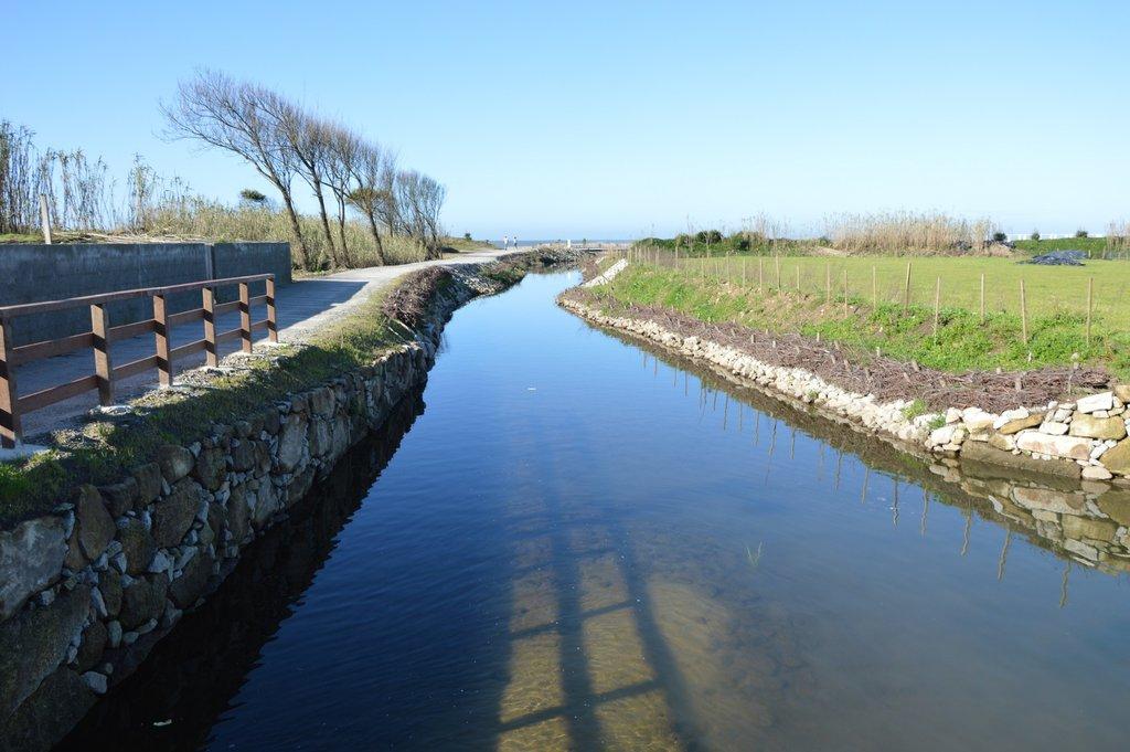 Canal que impede inundações já está funcionamento em Esposende. Obra custou 5 milhões de euros