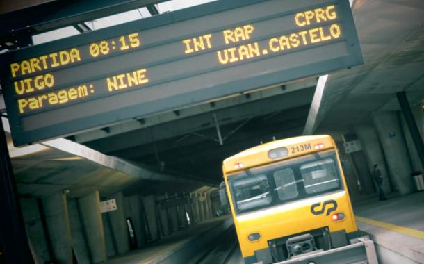 CP repõe oferta dos comboios Celta com promoções com descontos