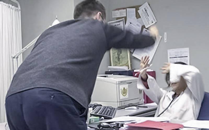 OM lança campanha sobre a violência contra os profissionais de saúde no Hospital de Braga